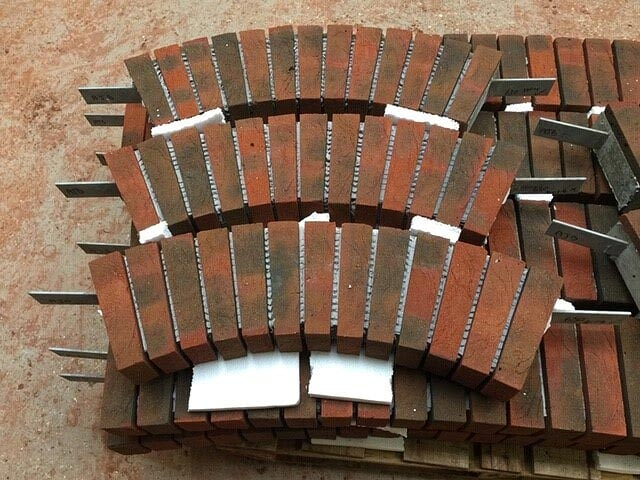 Prefabricated Brick Arches - Robin King Architectural Products